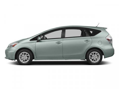 2014 Toyota Prius v Three Clear Sky MetallicDark Gray V4 18 L Variable 18182 miles  DARK GRAY
