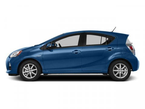 2014 Toyota Prius c Blue Streak Metallic V4 15 L Variable 10360 miles 15L 4-Cylinder Atkinso