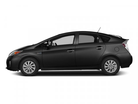 2014 Toyota Prius Plug-In Advanced CARFAX ONE OWNER Winter Gray MetallicDark Gray V4 18 L Var