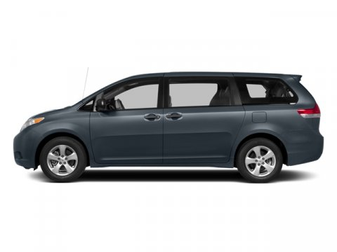 2014 Toyota Sienna AWD XLE Shoreline Blue PearlLight Gray V6 35 L Automatic 31719 miles New A