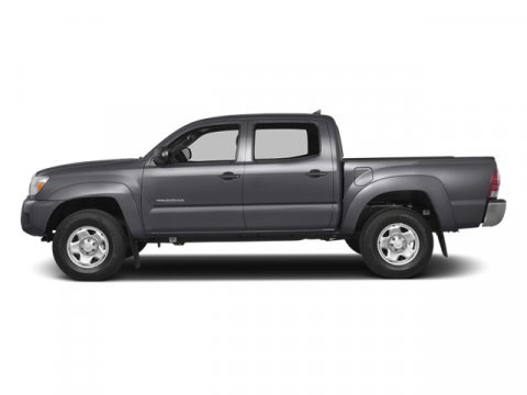 2014 Toyota Tacoma 4WD Magnetic Gray MetallicGraphite V6 40 L Manual 7243 miles  RADIO ENTUN