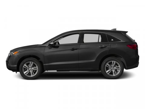 2015 Acura RDX Graphite Luster Metallic V6 35 L Automatic 8176 miles  Front Wheel Drive  Pow