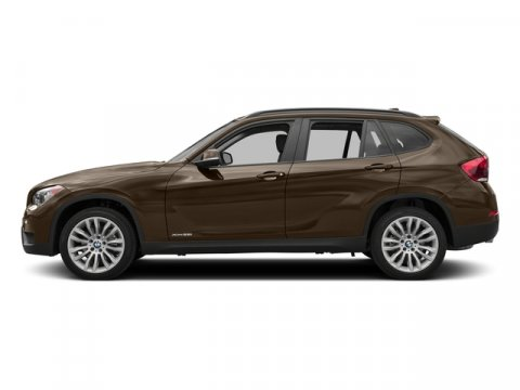 2015 BMW X1 sDrive28i Marrakesh Brown MetallicBeige V4 20 L Automatic 8125 miles  BEIGE SENSA