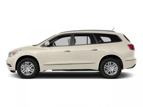 2015 Buick Enclave LeatherSunroof White Diamond TricoatEbony V6 36L Automatic 22474 miles Thi