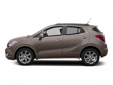 2015 Buick Encore Convenience Cocoa Silver MetallicEbony V4 14 Automatic 30545 miles IIHS Top