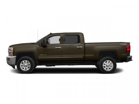2015 Chevrolet SILVERADO 2500HD BUILT AF LTZ Brownstone Metallic V8 66L Automatic 13803 miles