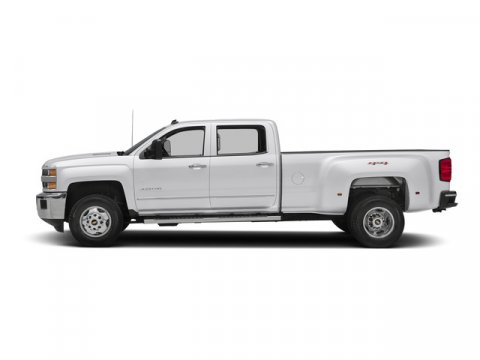 2015 Chevrolet Silverado 3500HD Built After Aug 14 High Country Summit WhiteSaddle V8 66L Autom