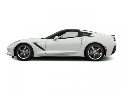 2015 Chevrolet Corvette 1LT Arctic White V8 62L Automatic 15113 miles  LockingLimited Slip D