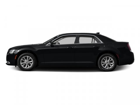 2015 Chrysler 300 300C Platinum Phantom Black Tri-Coat PearlLEATHER LUXURY V6 36 L Automatic 1