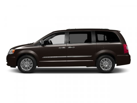 2015 Chrysler Town  Country Touring-L Mocha Java PearlcoatBlackLight Graystone V6 36 L Automa