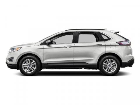 2015 Ford Edge Titanium White Platinum Metallic Tri-CoatPc V4 20 L Automatic 0 miles The all