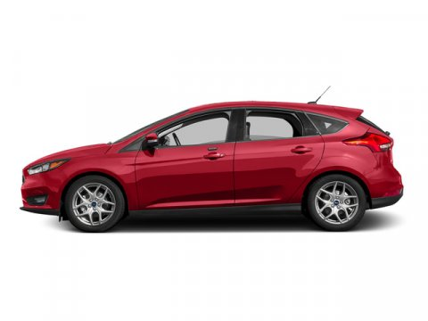 2015 Ford Focus SE Race RedBlack Leather V4 20 L Automatic 25 miles  Front Wheel Drive  Powe