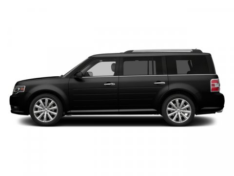 2015 Ford Flex SE Tuxedo Black MetallicChar Blk Cloth V6 35 L Automatic 0 miles Ford Flex is