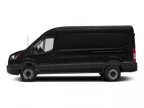 2015 Ford Transit Cargo Van T250 Tuxedo Black MetallicPewter Lthr V6 35 L Automatic 0 miles