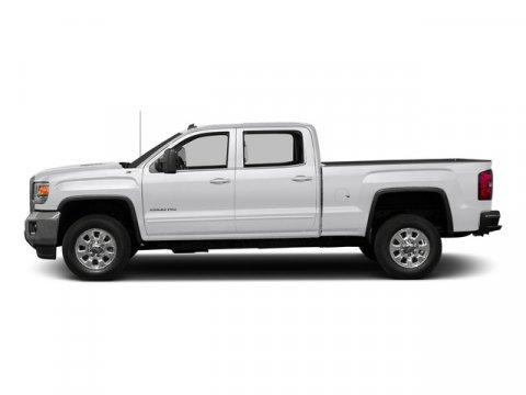 2015 GMC SIERRA 2500HD AVAILABLE W SLE Summit White V8 60L Automatic 15766 miles  LockingLim
