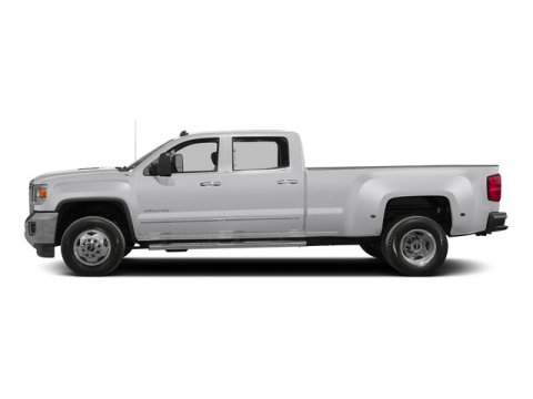 2015 GMC K-3500 CREW CAB SLT Summit White V8 66L Automatic 51669 miles  WHEEL 17 X 65 432