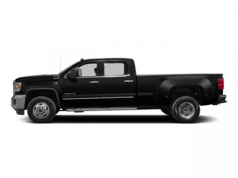 2015 GMC SIERRA 3500HD Denali Onyx Black V8 66L Automatic 33644 miles  LockingLimited Slip D