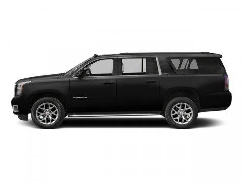 2015 GMC Yukon XL SLT Onyx BlackJet Black V8 53L Automatic 20295 miles  Lane Departure Warnin