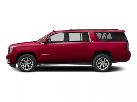 2015 GMC Yukon XL Denali Crystal Red TintcoatCocoaDark Atmosphere V8 62L Automatic 74023 mile
