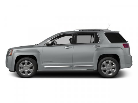 2015 GMC Terrain Denali Quicksilver Metallic V6 36L Automatic 17433 miles Carfax One Owner -