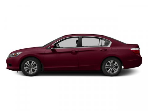 2015 Honda Accord Sedan LX Basque Red Pearl II V4 24 L Variable 3161 miles  Front Wheel Drive