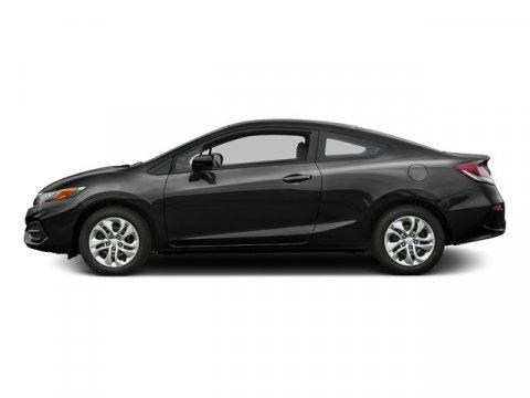 2015 Honda Civic Coupe LX Crystal Black Pearl V4 18 L Manual 14099 miles This 1 owner Civic c