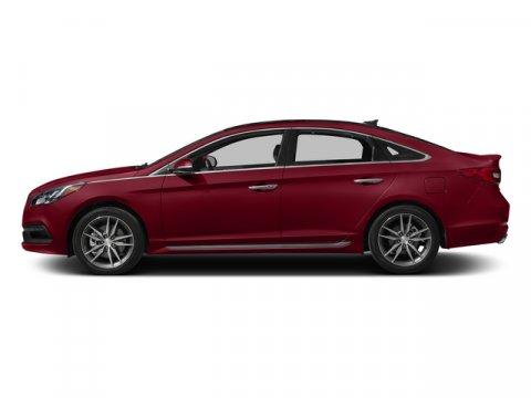 2015 Hyundai Sonata 24L Limited Venetian RedBeige V4 24 L Automatic 10 miles  Front Wheel Dr