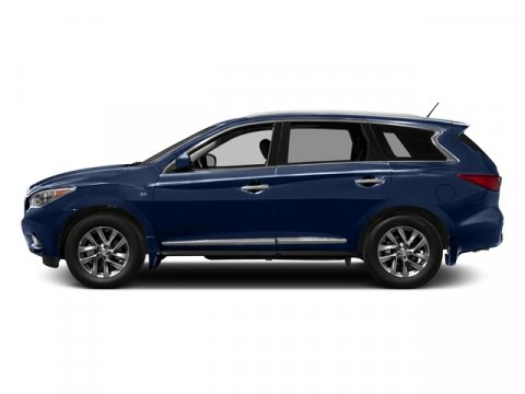 2015 Infiniti QX60 Hermosa BlueGraphite V6 35 L Variable 8271 miles  Front Wheel Drive  Powe