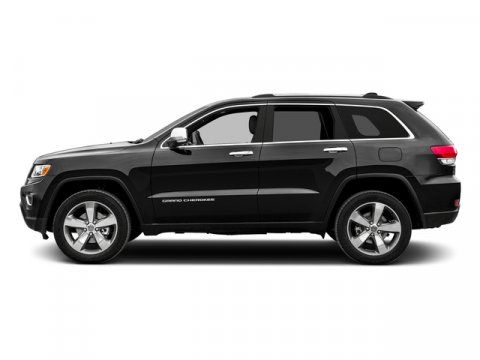2015 Jeep Grand Cherokee Limited Brilliant Black Crystal Pearlcoat V6 36 L Automatic 32588 mil