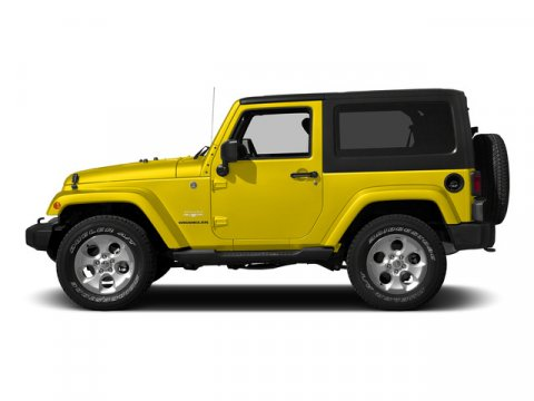 2015 Jeep Wrangler C YellowBlack V6 36 L Manual 4335 miles You win 4X4Wow What a nice smal