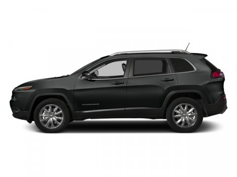 2015 Jeep Cherokee Limited Brilliant Black Crystal PearlcoatBlack V4 24 L Automatic 23845 mile