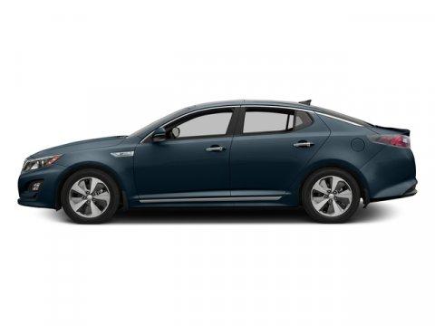 2015 Kia Optima Hybrid 4DR SDN Smokey Blue Metallic V4 24 L Automatic 20259 miles  Front Whee