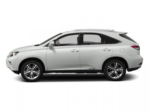 2015 Lexus RX 450h Starfire PearlSaddle Tan V6 35 L Variable 20777 miles  Body-Colored Power