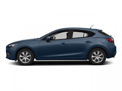 2015 Mazda Mazda3 i Sport Blue Reflex MicaBlack V4 20 L Automatic 14815 miles LOCAL TRADE