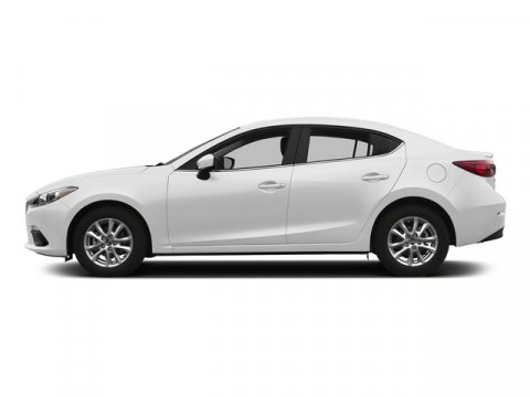 2015 Mazda Mazda3 i Sport Snowflake White Pearl MicaBlack V4 20 L Automatic 43273 miles Hey