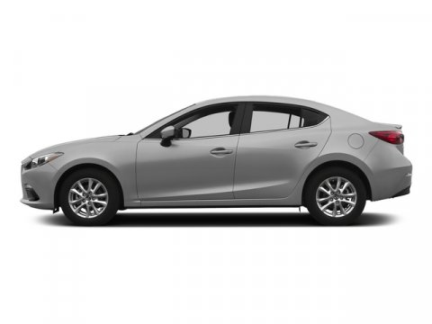 2015 Mazda Mazda3 i Sport Liquid Silver MetallicBlack V4 20 L Automatic 38501 miles CLEAN H