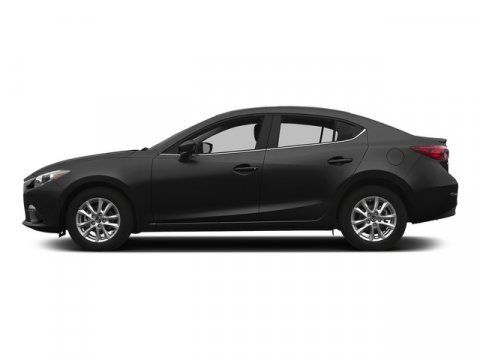 2015 Mazda Mazda3 i Sport Jet Black MicaBlack V4 20 L Automatic 37033 miles LOW CPO FINA