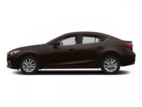 2015 Mazda Mazda3 i Sport Titanium Flash MicaBlack V4 20 L Automatic 35616 miles FACTORY CE