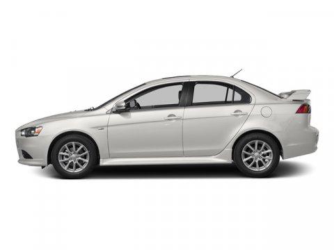 2015 Mitsubishi Lancer ES Wicked White Metallic V4 20 L Variable 1609 miles BLUETOOTH MP3 Pl