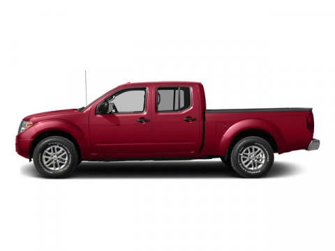 2015 Nissan Frontier PRO-4X Lava Red V6 40 L Automatic 0 miles The Nissan Frontier might be a