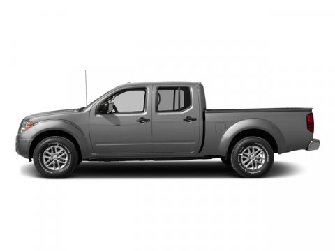 2015 Nissan Frontier S Brilliant SilverSteel V6 40 L Automatic 22416 miles  Four Wheel Drive