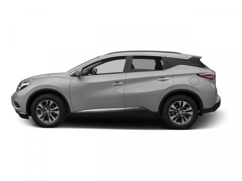 2015 Nissan Murano S Brilliant Silver Metallic V6 35 L Variable 0 miles Inspired by the futur