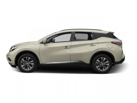 2015 Nissan Murano SV Pearl White V6 35 L Variable 0 miles Inspired by the future of aerospac