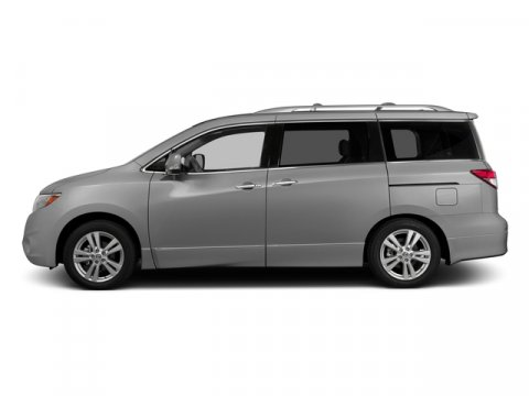 2015 Nissan Quest SL Brilliant SilverGray V6 35 L Variable 0 miles  Front Wheel Drive  Power