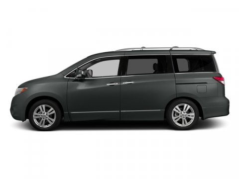 2015 Nissan Quest S Gun Metallic V6 35 L Variable 0 miles Inspired by super high-speed trains