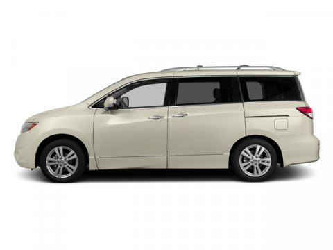2015 Nissan Quest S White Pearl V6 35 L Variable 0 miles Inspired by super high-speed trains