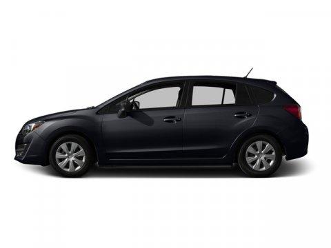 2015 Subaru Impreza Wagon 20i Sport Premium Dark Gray MetallicBlack V4 20 L Variable 15505 mi