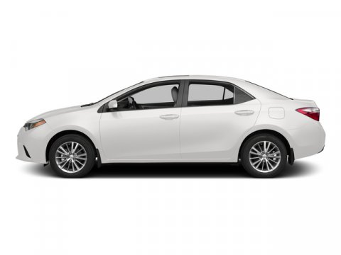 2015 Toyota Corolla LE Super White V4 18 L Variable 22181 miles  Body-Colored Power Heated Si