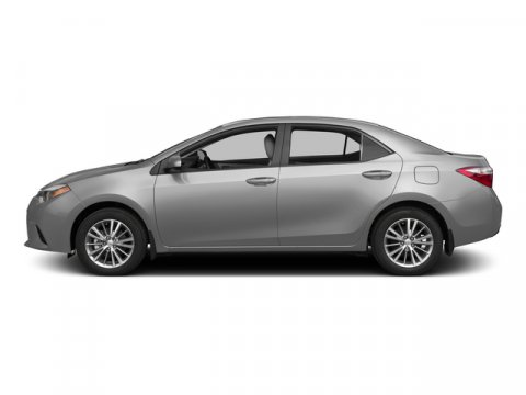 2015 Toyota Corolla LE Classic Silver Metallic V4 18 L Variable 31513 miles  Front Wheel Driv