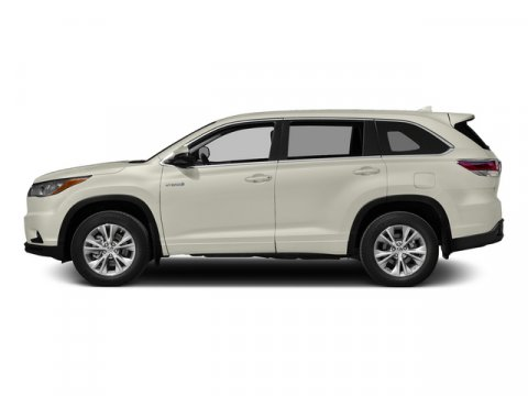 2015 Toyota Highlander Hybrid Blizzard PearlAlmond V6 35 L Variable 29129 miles  ALL WEATHER